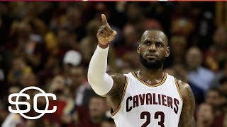 Stephen A. Smith Says No Excuses For LeBron James And Cavaliers | SportsCenter | ESPN