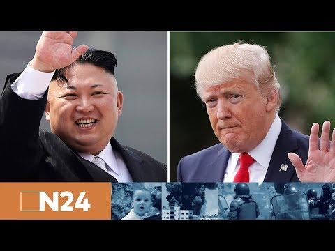 Nachrichten: Nächste Eskalationsstufe im USA-Nordkorea-Konflikt