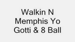 Walkin N Memphis - Yo gotti