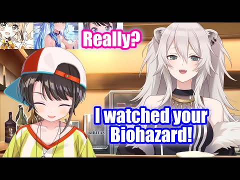Subaru and Botan finds out that they both watched each others streams【Hololive English Sub】