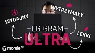 Laptop LG Gram 15 | Ultra lekki, wydajny i wytrzymały