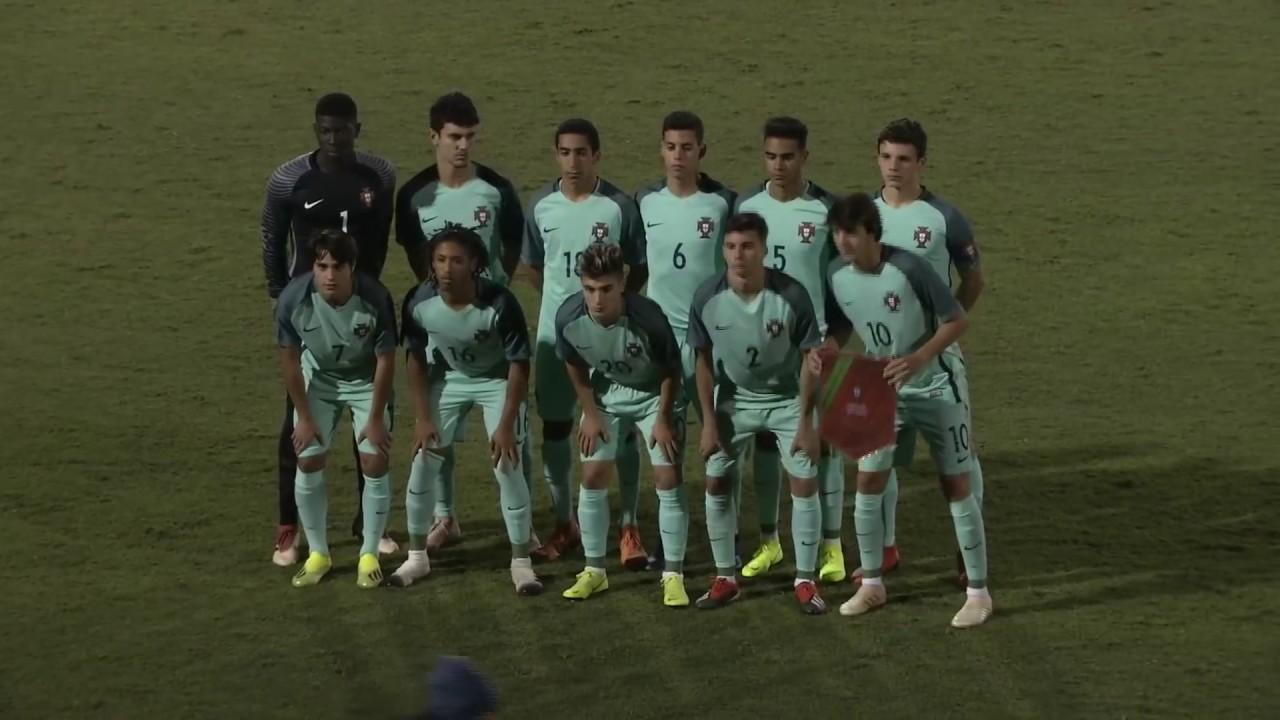 22d7878bf 2018 Nike International Friendlies: U-17 MNT vs. Portugal. U.S. Soccer