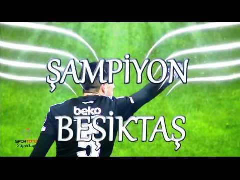 Beşiktaş Şampiyonluk Klibi 2016 - Sen Benim Her Gece Efkarım