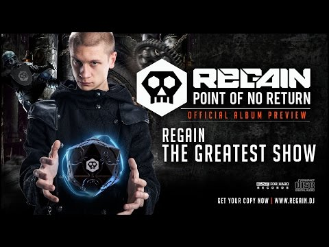 Regain - The Greatest Show | Official Album Preview