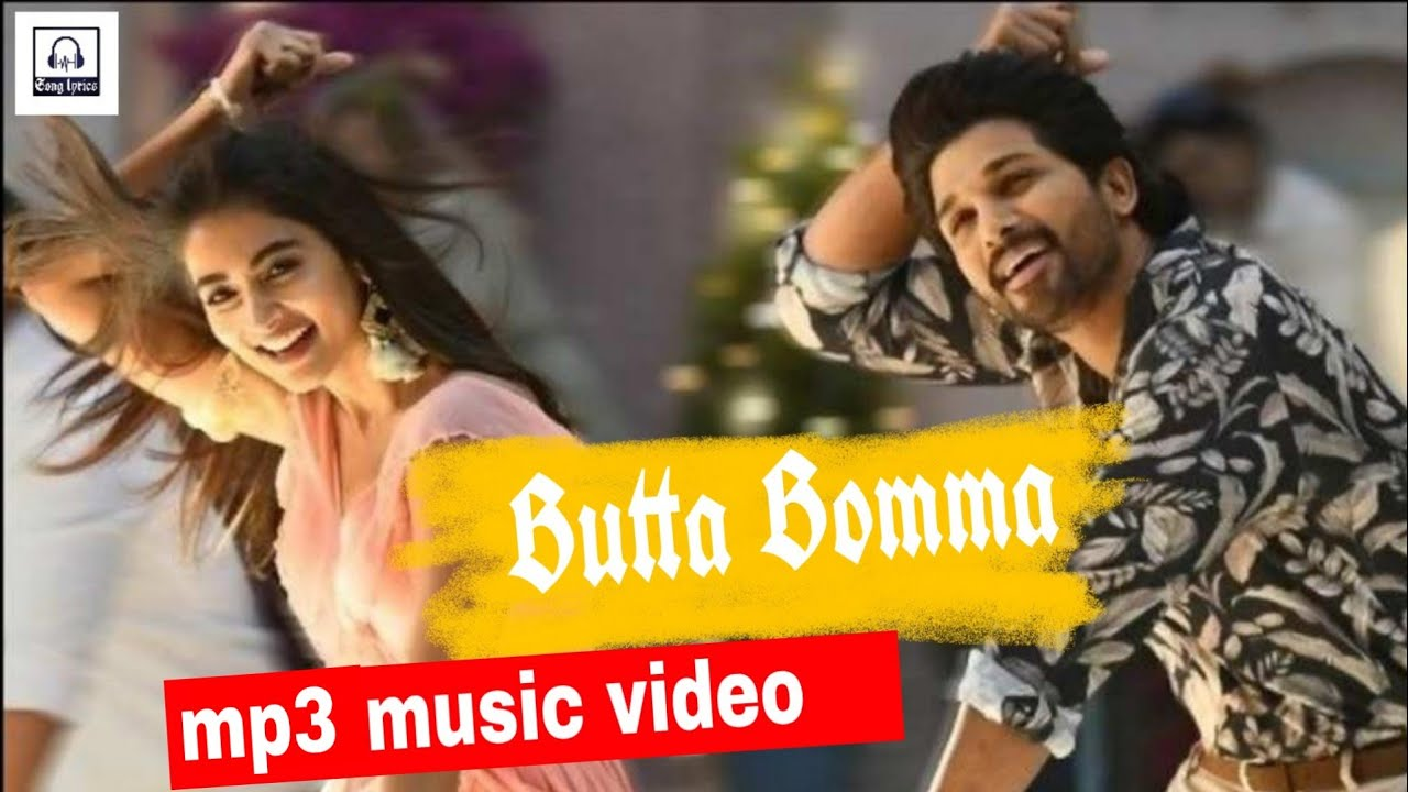 Butta Bomma Song Mp4 HD Video WapWon