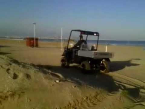 Carryall 295 playas 4X4