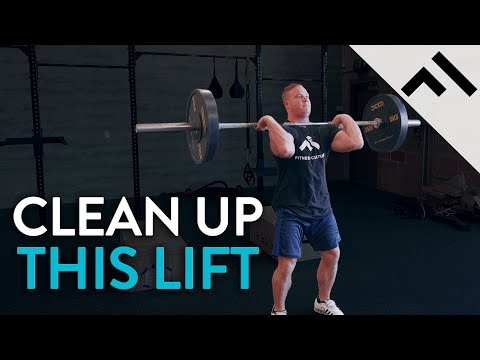 Avoid These Three Mistakes & You'll Improve Your Power Clean