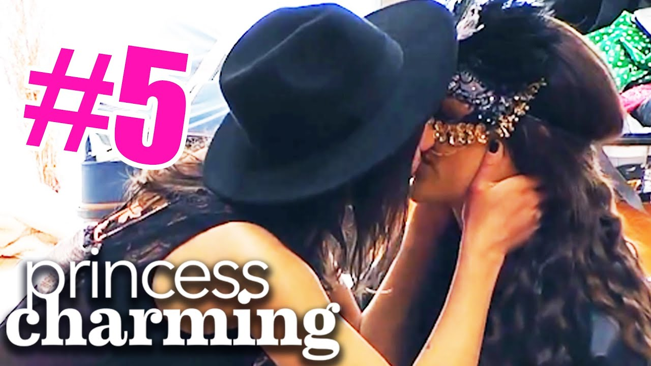 Princess Charming: S3X-DATE & CRINGE-KUSS!?