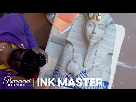 Flash Challenge Preview: Sarcophagus: Part II - Ink Master, Season 6