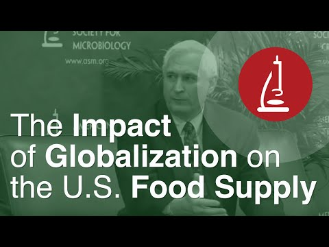 Impact of Globalization on the U S  Food Supply