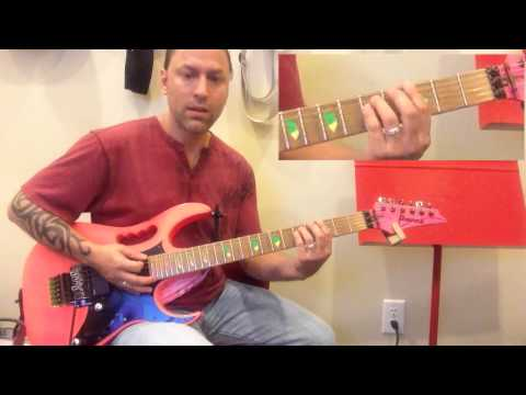 "Learn To Play ""Self Esteem"" By The Offspring (Guitar Lesson)"