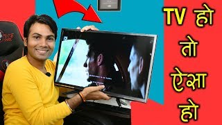 Rs 5999 - India ka best New Stanlee TV 24Inch best Full HD led tv 2019 in hindi cheap Price