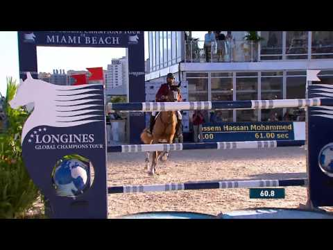 Longines Global Champions Tour of Miami Beach Grand Prix - Round 2 / Jump off