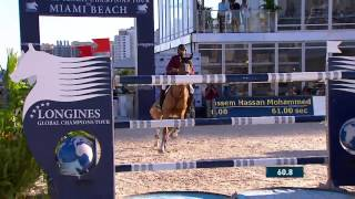 Longines Global Champions Tour of Miami Beach Grand Prix - Round 2 / Jump off