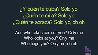 CNCO - Sólo Yo Lyrics English and Spanish - Translation & Subtitles
