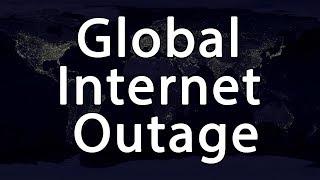 Global Internet Shutdown Next 48 Hours - ICANN DNS Update
