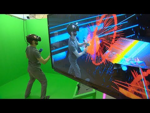 Virtual reality arcades on the rise