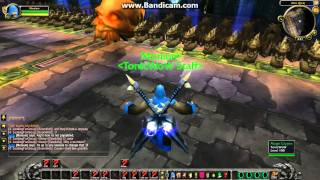 Tonic WoW private server 4.0.6, 4.2