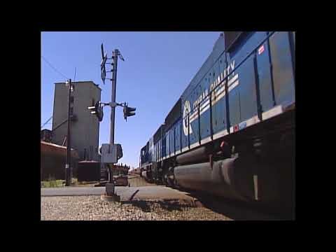 Conrail Chicago Line Bryan to Waterloo