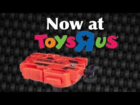Beyblade Burst Evolution Lr String Launcher At Toys R Us Youtube