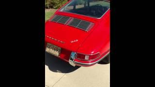 1966 PORSCHE 912 SWB 3 GAUGE