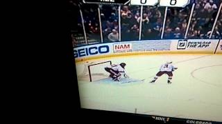 Keith Yandle excellent stickhandling