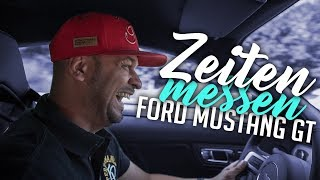 JP Performance - Ford Mustang GT Kompressor | Zeiten messen