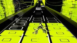 Audiosurf - Prodigy - You Will Be Under My Wheels (Remix)