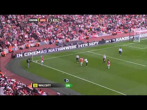 Arsenal v Sund (07/08) Highlights