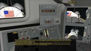 Space Shuttle Mission 2007 - STS 8 Part 2