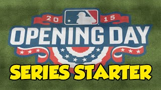 OPENING DAY - MLB 15: THE SHOW (PS4 - 60fps) St. Louis Cardinals vs. Chicago Cubs