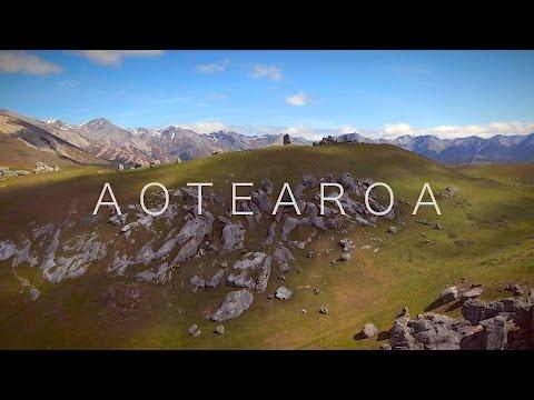 Aotearoa - New Zealand in 4K