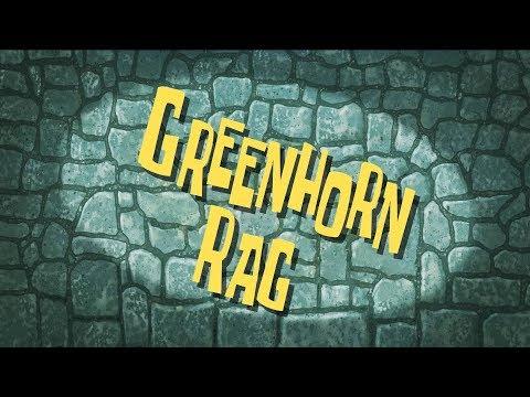 SpongeBob Music: Greenhorn Rag