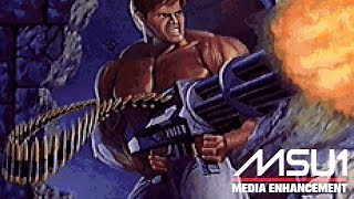 Wolfenstein 3D (SNES) MSU-1 SC-55 & Rich Douglas pcm sets by GyaragaX