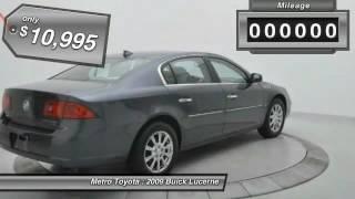 2009 Buick Lucerne Kalamazoo MI P10026A