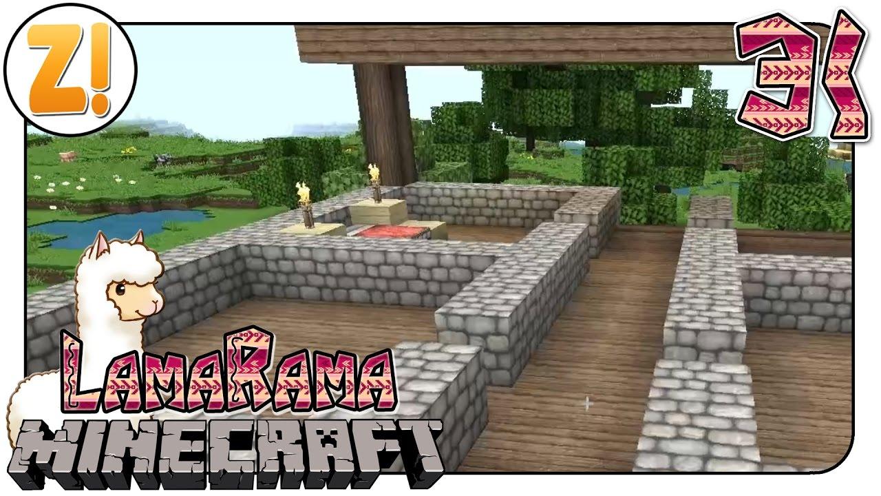 Minecraft LamaRama [v1.11]: Getrennte Schlafzimmer #31 | Letu0027s Play  Together [DEUTSCH]