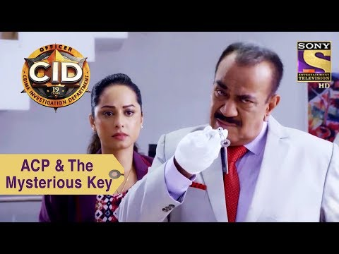 Your Favorite Character | ACP Pradyuman Solves The Mystery Behind The Key | CID