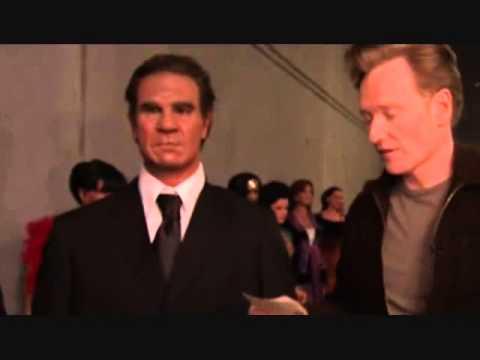 Conan Travels - 'Wax Figure Shopping' - 6/15/09