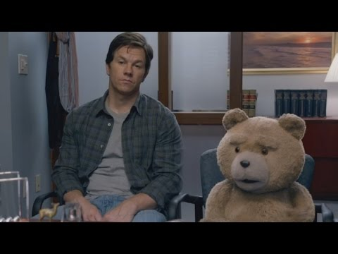 'Ted 2' Stars Mark Wahlberg, Amanda Seyfried & Seth MacFarlane Play 'Never Have I Ever'