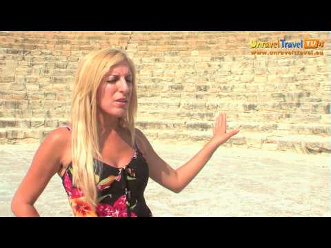 Archeological sites of Kourion and the sanctuary of Apollo, Cyprus - Unravel Travel TV