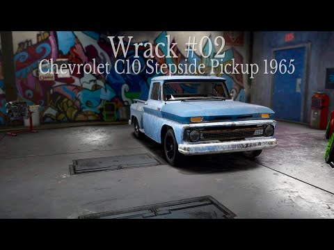 Need For Speed Payback - Wrack #02 Wo Ist Der Chevrolet C10 Stepside Pickup 1965 ?