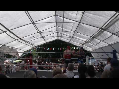 Douglas Wallstenius TMT vs Andrew Bergman Perry's Gym