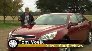 2013 Chevrolet Malibu Eco HD Video Review