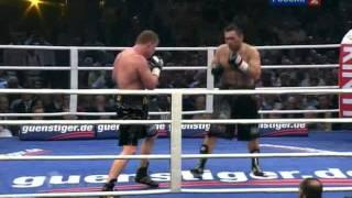 Alexander Povetkin -- Ruslan Chagaev  (11&12 round)