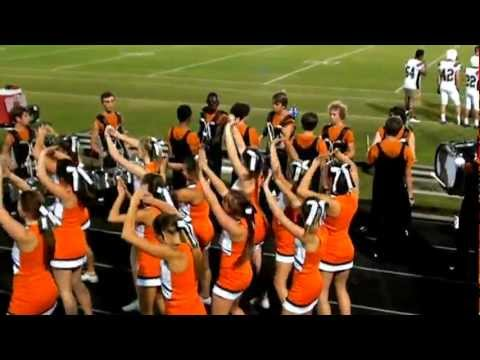 "Mosley High School ""Butt Dance"" 2012-2"
