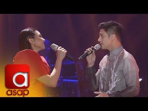 """ASAP: Sarah and Piolo sing """"Muntik Nang Maabot Ang Langit"""""""