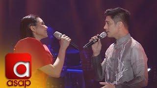 ASAP: Sarah and Piolo sing