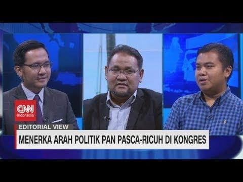 Menerka Arah Politik PAN Pasca Rusuh di Kongres LayarDemokrasi