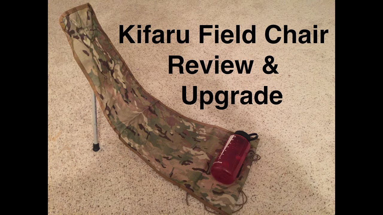 Backcountry Chair Kifaru Field Chair Review Upgrades & Uses