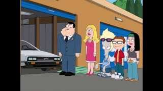 American Dad - Delorean (Season 4, Episode 16)